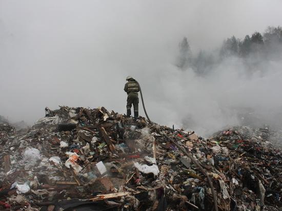 Планы главного мусорщика Карелии оказались «пшиком»