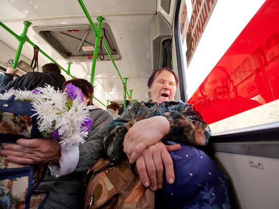 С сегодняшнего дня в Ульяновске отменены дачные маршруты