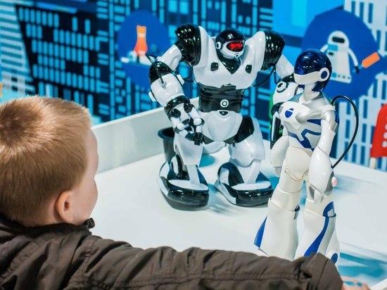 В Симферополе гостит одна из самых умных женщин-роботов
