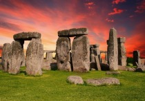 Знаменитое британское сооружение под названием Стоунхендж значительно древнее, чем религия друидов, с которой его долгое время связывали