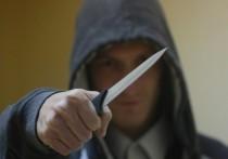 Калужский угонщик кидался с ножом на полицейских при задержании