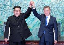 Лидеры двух корейских государств провели обнадеживающие переговоры
