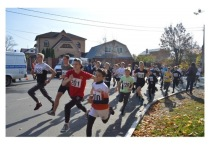 В Серпухове бегуны попробовали свои силы в «Серпуховском полумарафоне»