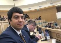 Депутат городского Собрания Курска  встретился с  Президентом Египта