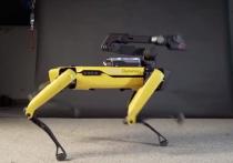 Компания Boston Dynamics представила очередной видеоролик, демонстрирующий возможности производимых корпорацией роботов