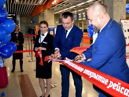 Аэропорт «Уфа» открыл прямые рейсы в Китай