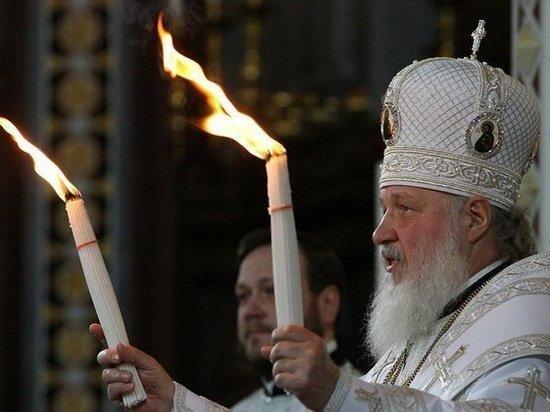 РПЦ прояснила судьбу Благодатного огня после раскола