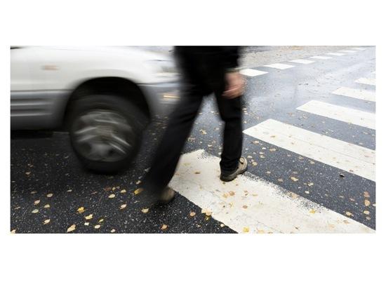 В Серпуховском районе водитель сбил несовершеннолетнего пешехода