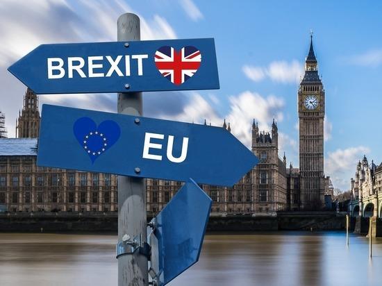 Brexit: Британия может покинуть ЕС «по-плохому» из-за Ирландии