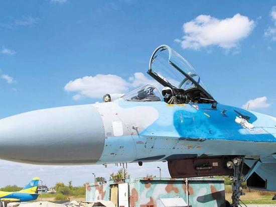 Эксперт назвал версию крушения Су-27 на Украине