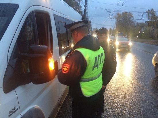 В Чувашии за выходные водителей автобусов уличили в 197 нарушениях ПДД