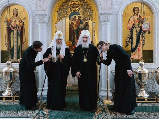 Патриарх Сербский: Константинопольского Патриарха постигло искушение