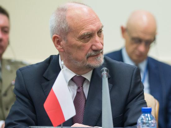 Мачеревич обвинил Германию и РФ в сговоре против Польши