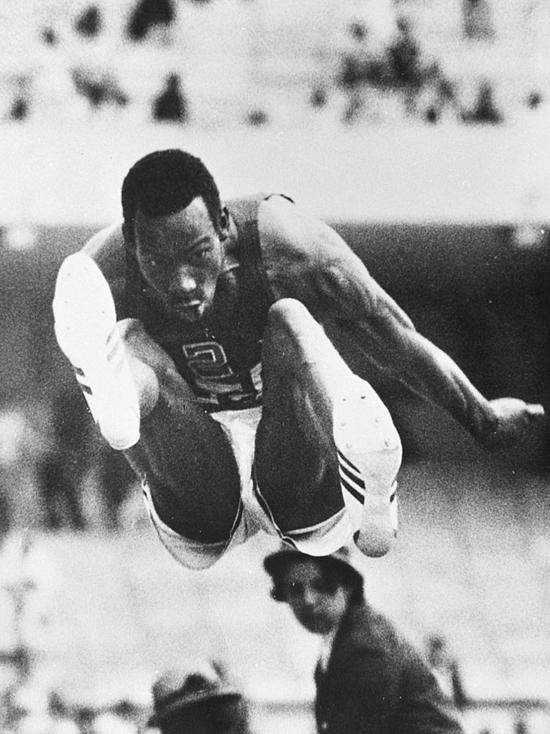 Легкая атлетика: 50 лет исполняется прыжку Бимона