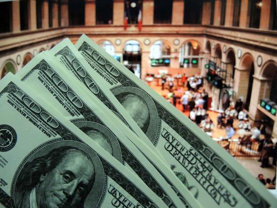 Дефицит бюджета США достиг рекордных значений за шесть лет