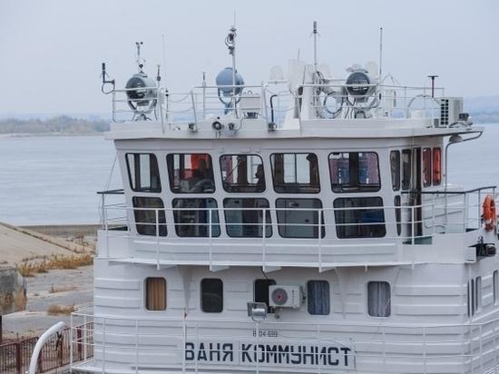 Волгоградскую продукцию в Узбекистан доставит баржа «Ваня Коммунист»