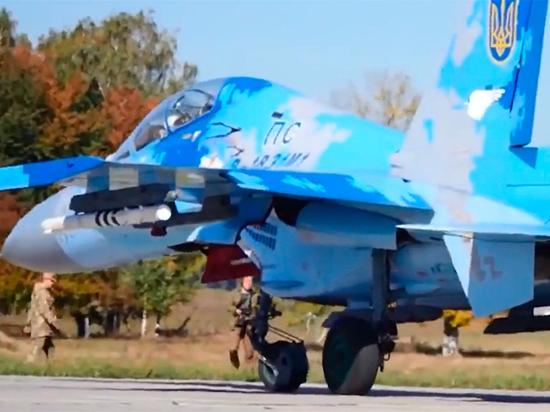 """""""Старик Су-27"""": эксперт оценил учебную победу украинского истребителя над F-15"""
