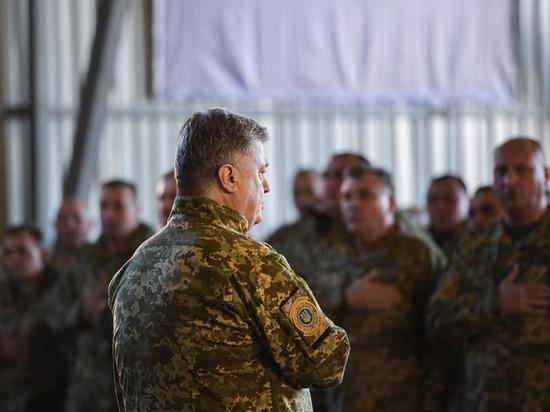 Порошенко поведал о выгоде опыта Украинского государства для военных НАТО