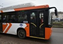 В Кирове новый троллейбус будет курсировать по маршруту №8