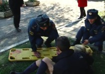 Теракт и взрыв в колледже Керчи: онлайн