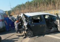 Женщина за рулем внедорожника устроила ДТП с четырьмя погибшими