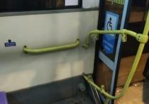 Омич разбил автобус из-за знакомого, не желавшего с ним общаться