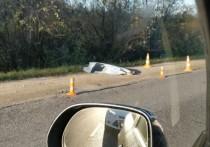 Обнаженная смерть: голый мужчина попал под колеса иномарки на калужской трассе