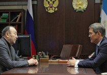 Радий Хабиров пообещал поддержать строительство мечети
