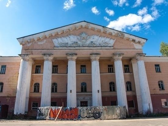 Стало известно, когда начнут восстанавливать Дом офицеров в Петрозаводске