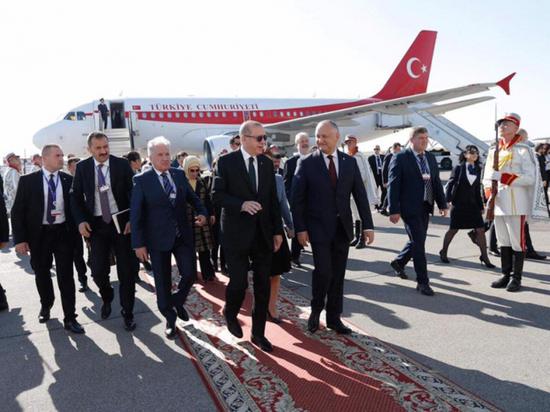 Игорь Додон: «Турция – стратегический  партнер Молдовы»