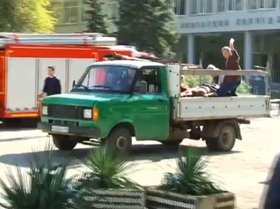 Опубликована переписка студентов взорванного в Керчи колледжа