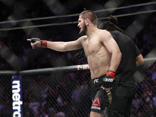 Президент UFC: Нурмагомедов остаётся в организации
