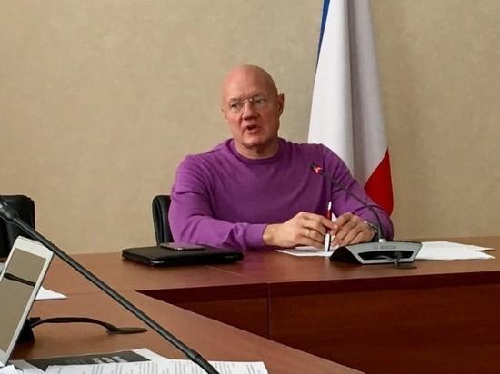 В Москве задержан вице-премьер Крыма