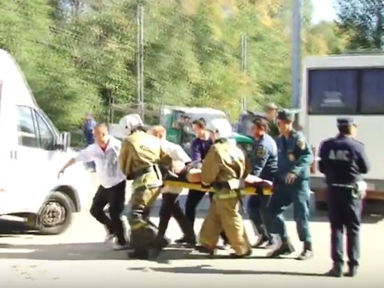 НАК подтвердил подрыв бомбы в колледже Керчи