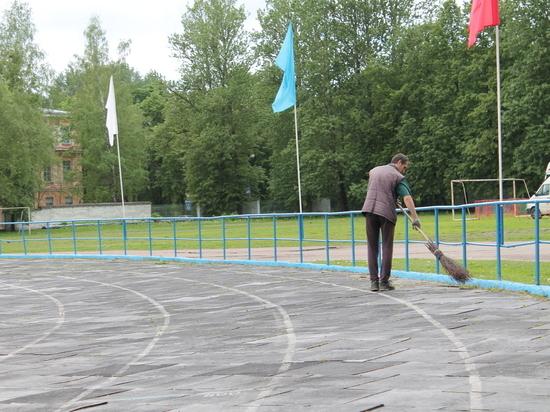 Здание псковской школы «Гармония» отдадут стадиону «Машиностроитель»