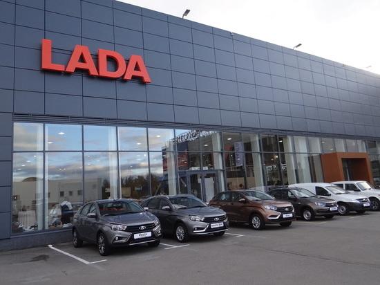 Новый дилерский центр LADA открыт во Владимире