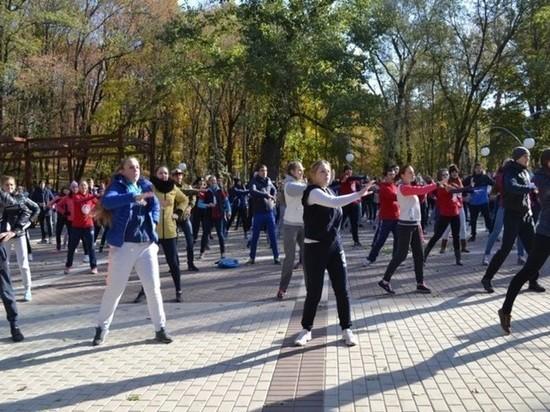На развитие спорта в Воронежской области направлено более 2 млрд