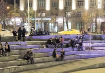В Москве появилась площадь для культурного выпивания