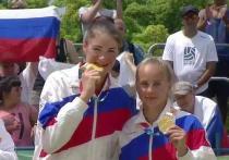 Чемпионки мира, чемпионки Европы по пляжному волейболу Мария Воронина и Мария Бочарова завоевали ещё один титул