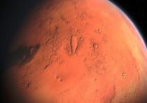 Вечером четверга и пятницы любители астрономии смогут увидеть, как Луна и Марс окажутся очень близко друг от друга в ночном небе