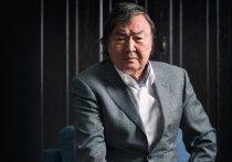 Олжас Сулейменов принял участие в форуме памяти Чингиза Айтматова