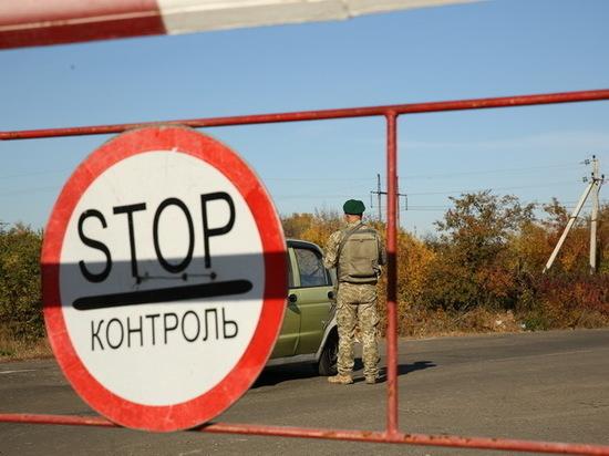 На Украине будут сажать нарушающих границу россиян