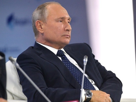 Путин объявил новую доктрину внешней политики России - политика