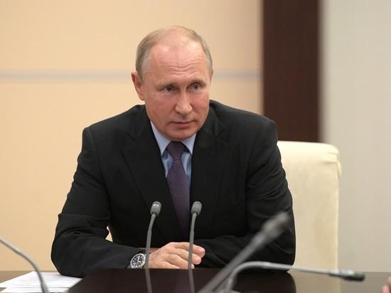 Путин: армия вооружится гиперзвуковым ракетным комплексом в ближайшие месяцы