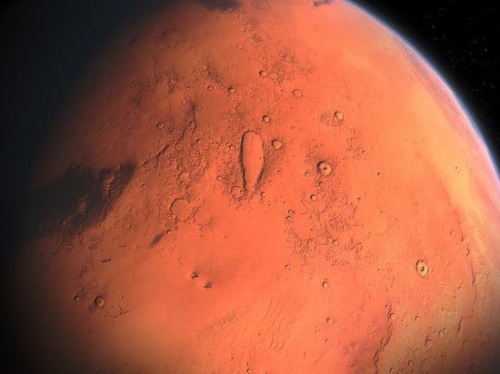 Луна и Марс сойдутся в небе 17 и 18 октября