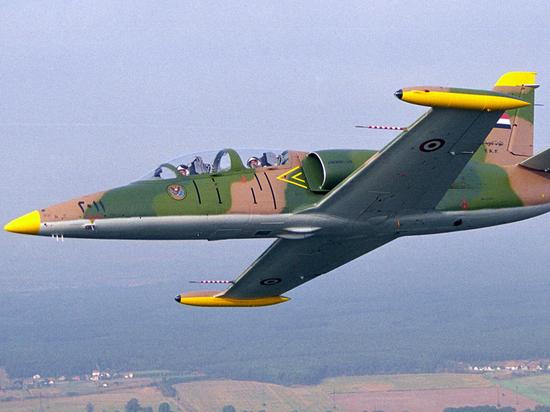 Учебный самолет Л-39 потерпел крушение наКубани