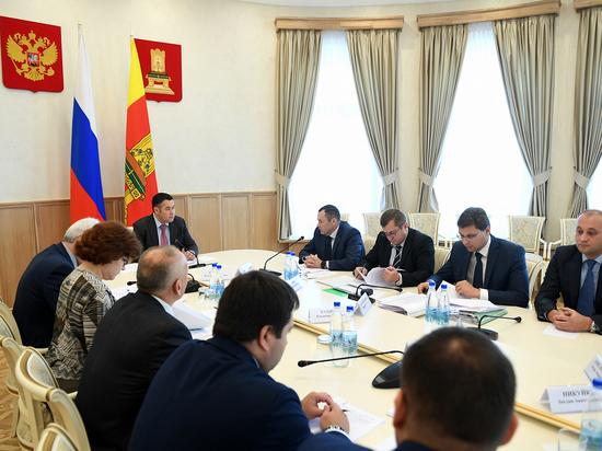 В Твери обсудили начало строительства детской областной больницы
