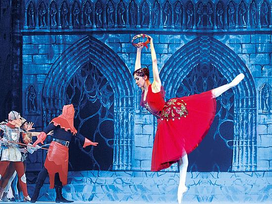В Кремле прошел Международный фестиваль балета