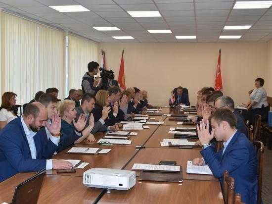 Депутаты единогласно одобрили подписание концессионного соглашения