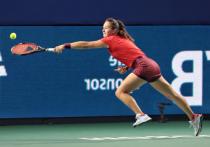 Теннис, Кубок Кремля: Как Каррера болел за Касаткину